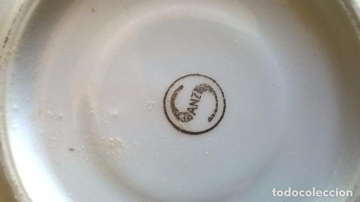 Vintage: juego de cafe porcelana años 50. - Foto 4 - 40415878