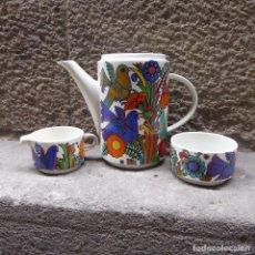 Vintage: SET DE CAFÉ VILLEROY & BOCH ACAPULCO SET, 60S. Lote 83319140