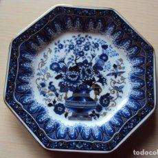 Vintage: PLATO JAPONES AUTENTICO. Lote 83643684