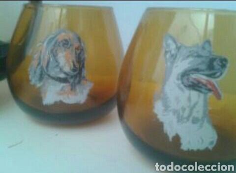 Vintage: Jarra y 3 vasos licor cristal vintage - Foto 3 - 83768887