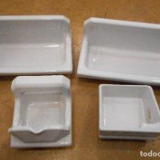 Repisa porcelana ba o accesorios de cuarto de comprar for Accesorios bano porcelana