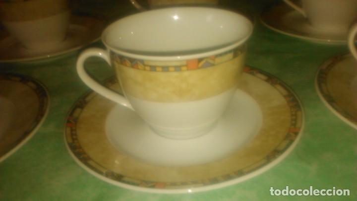 Vintage: Juego de café con leche,euro table made in germany. - Foto 3 - 85002668