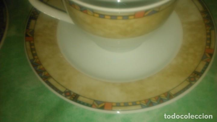 Vintage: Juego de café con leche,euro table made in germany. - Foto 4 - 85002668