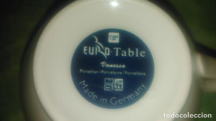 Vintage: Juego de café con leche,euro table made in germany. - Foto 5 - 85002668