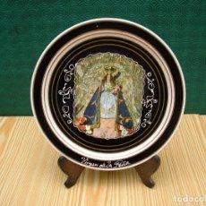 Vintage: PLATO VIRGEN DE LA PEÑA SEGOVIA.. Lote 86882800