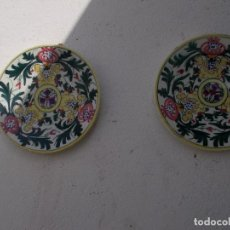 Vintage: 2 PLATOS. Lote 87501764
