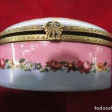 Vintage: CAJA DE PORCELANA. Lote 87686112