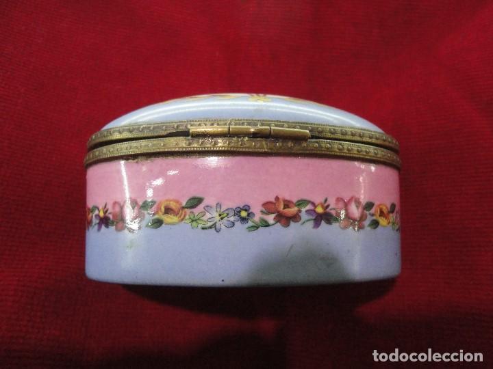 Vintage: CAJA DE PORCELANA - Foto 2 - 87686112