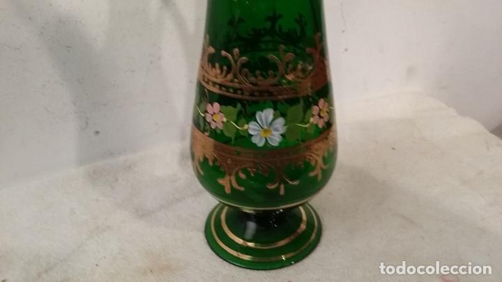 Vintage: jarron cristal de murano - Foto 2 - 88295916