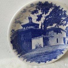 Vintage: PLATO PORCELANA. Lote 88780236