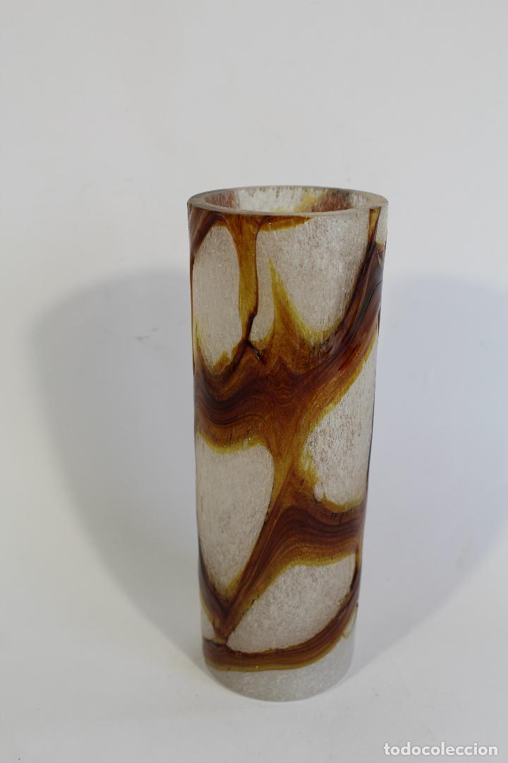 Vintage: florero cristal - Foto 4 - 90940735