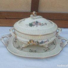 Vintage: SOPERA Y BANDEJA. Lote 92351280