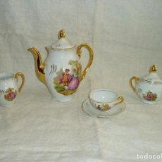Vintage: JUEGO DE CAFE. Lote 93023630