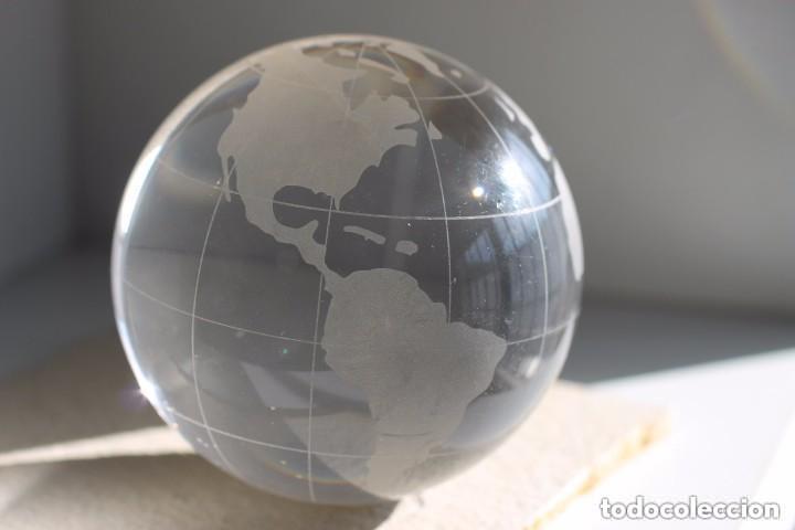 Globo terr queo o bola del mundo de cristal ser comprar - Bola del mundo decoracion ...
