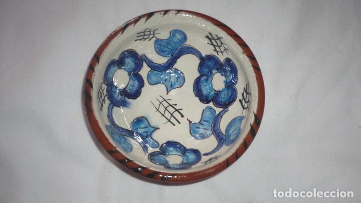 CUENCO DE CERÁMICA (Vintage - Decoración - Porcelanas y Cerámicas)