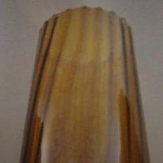 Vintage: GRAN COPA DE CRISTAL. MIEL.. Lote 96925595