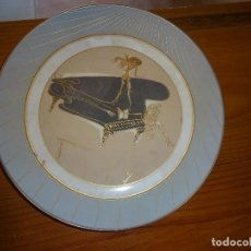 Vintage: PLATO REPRODUCCION DALI. Lote 103522486