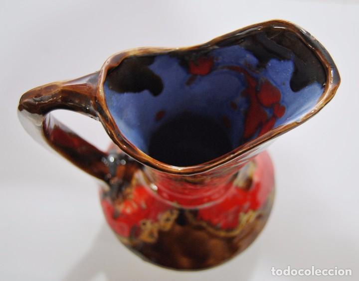 Vintage: Jarra cerámica francesa ,Vallauris - Foto 3 - 98354139