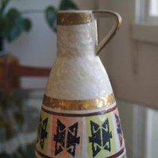 Vintage: JARRON ALEMAN WEST GERMANY NUMERADO VINTAGE MIDCENTURY AÑOS 60 GRAN TAMAÑO. Lote 98376299