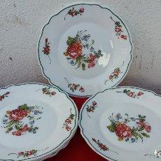 Vintage: PLATOS DE POSTRE. Lote 99809319