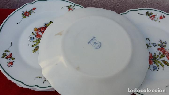 Vintage: platos de postre - Foto 2 - 99809319