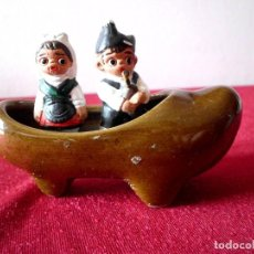 Vintage: CABEZONES DE ALBOROX ASTURIANOS. Lote 100100067