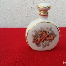 Vintage: PEQUEÑO PERFUMERO DE PORCELANA. Lote 100192739