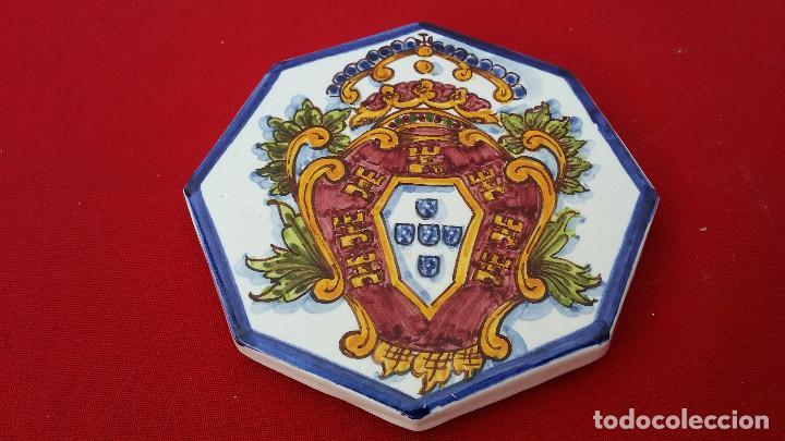 AZULEJO (Vintage - Decoración - Porcelanas y Cerámicas)
