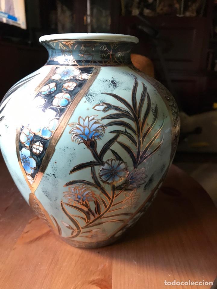Vintage: Jarrón de porcelana China - Foto 2 - 100280358
