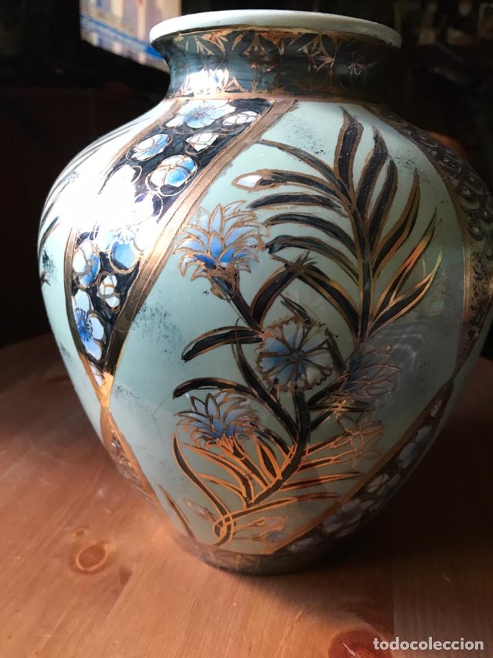 Vintage: Jarrón de porcelana China - Foto 4 - 100280358