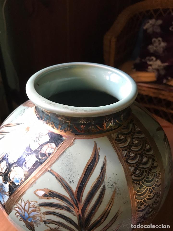 Vintage: Jarrón de porcelana China - Foto 5 - 100280358