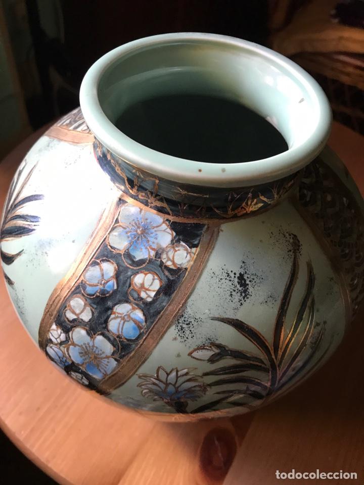 Vintage: Jarrón de porcelana China - Foto 6 - 100280358