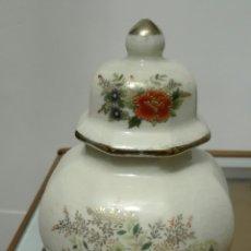 Vintage: JARRON JAPONES SATSUMA,CERAMICA ESMALTADA. Lote 101015374