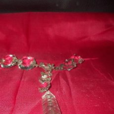 Vintage: PRISMA EN CRISTAL TALLADO. Lote 101599035