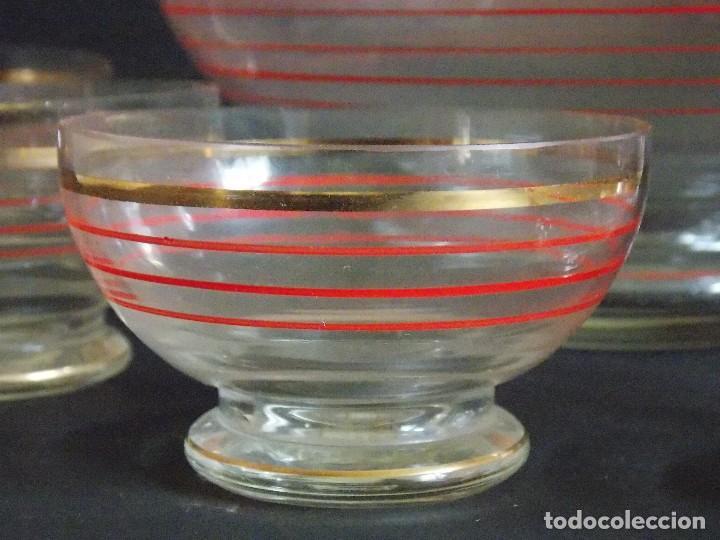 Vintage: Antigua ponchera licorera vidrio cristal VINTAGE - Foto 4 - 102073139