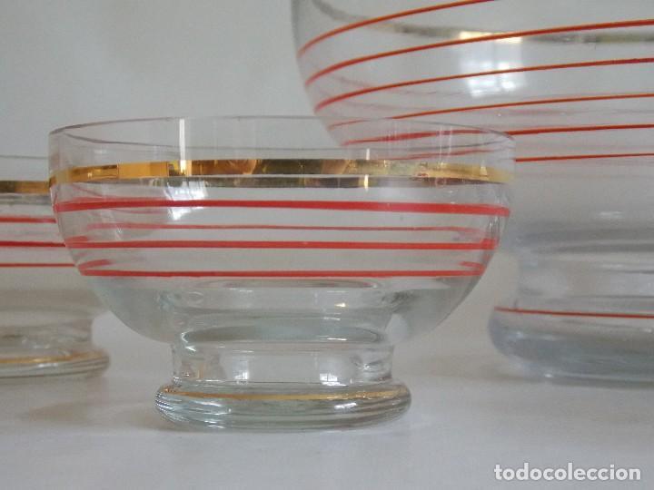 Vintage: Antigua ponchera licorera vidrio cristal VINTAGE - Foto 8 - 102073139