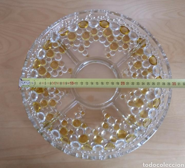Vintage: Centro de mesa Whalther glass modelo Bolero. Whalther-glas - Foto 2 - 102494715