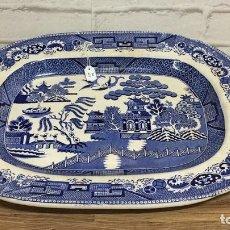 Vintage: BANDEJA STONE CHINA INGLESA S.XIX. Lote 102800327