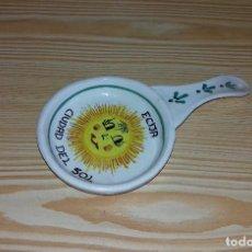 Vintage: CERAMICA DECORATIVA - CIUDAD DEL SOL ECIJA. Lote 104326423