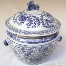 Vintage: TIBOR DE PORCELANA. Lote 104728423