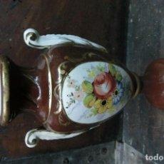 Vintage: JARRON DE PORCELANA DE LOS AÑOS 50. Lote 105934447