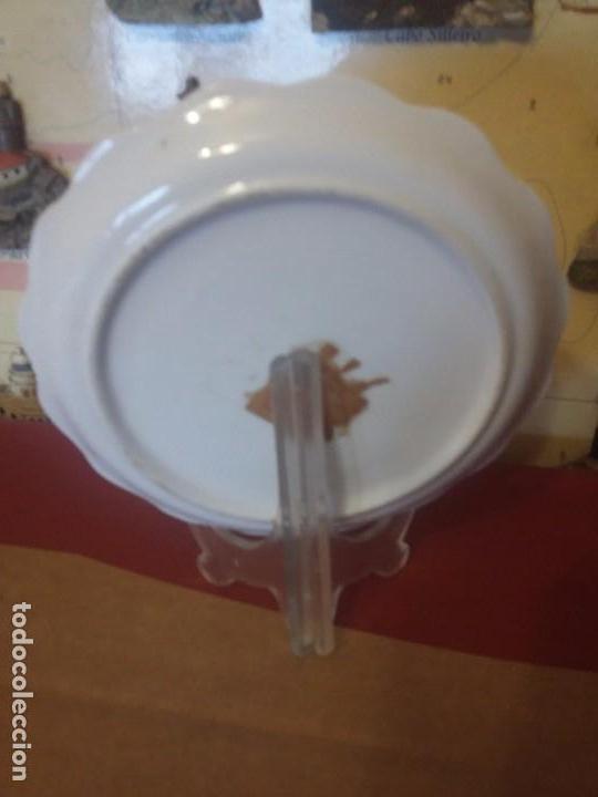 Vintage: Antiguo platito de porcelana - Foto 2 - 107785323