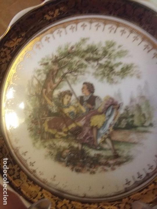 Vintage: Antiguo platito de porcelana - Foto 3 - 107785323