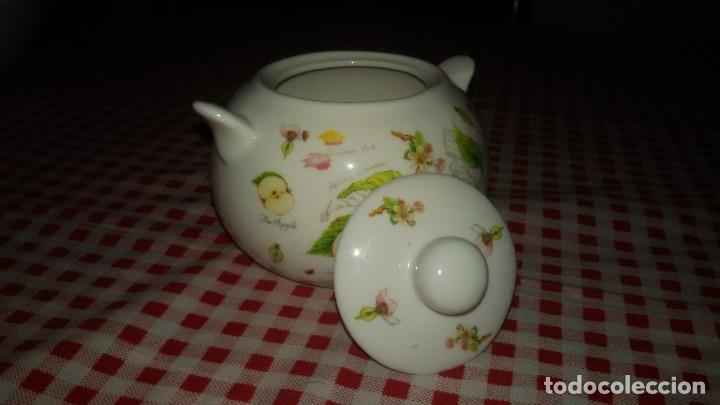 Vintage: Precioso azucarero de porcelana the leonardo collection. fine bone china. - Foto 4 - 108911039