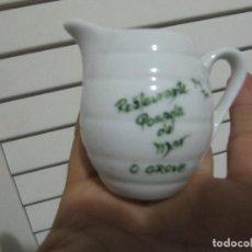 Vintage: JARRITA DE PORCELANA POSADA DEL MAR O GROVE AÑOS 80. Lote 110684047