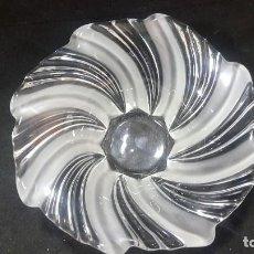 Vintage: CUENCO CRISTAL GLACE. Lote 111676667