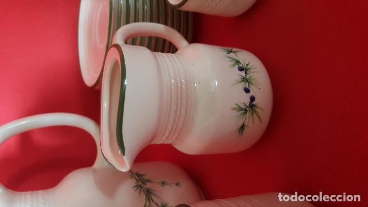 Vintage: Juego de café / té italiano con delicado diseño. - Foto 4 - 112421747