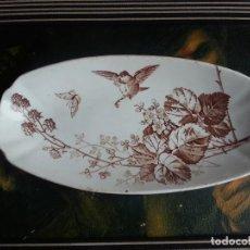 Vintage: BANDEJA DE CERAMICA - RONCE KG .. Lote 112606495
