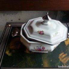 Vintage: BOMBONERA - CARAMELOS - PORCELANA .. Lote 112607283
