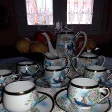 Vintage: JUEGO CAFE. Lote 112636259